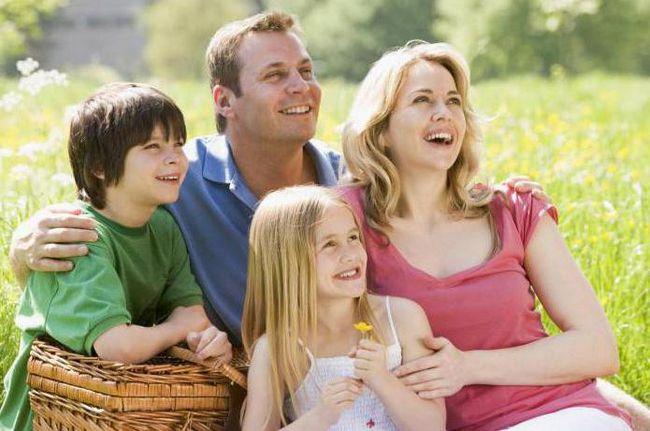 общие дела и интересы семьи окружающий мир