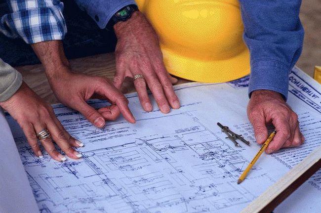 Общий проект организации строительства