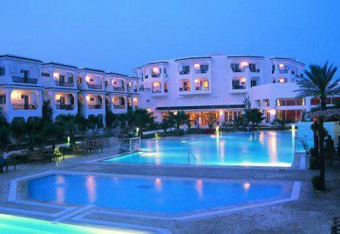 Один из лучших отелей туниса - solarus golden beach