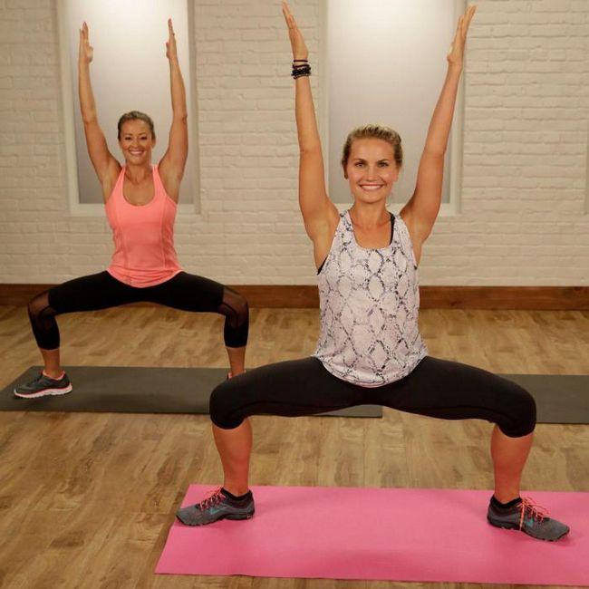 Одна минута интенсивных упражнений способна заменить 45-минутную тренировку