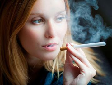 электронную сигарету