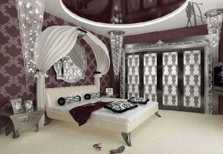 идеи интерьера спальни