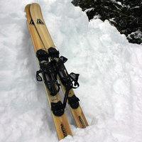 Охотничьи лыжи для лесных походов за добычей