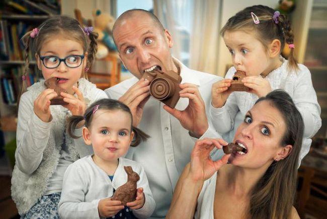 Оказывается, секрет семейного счастья очень прост