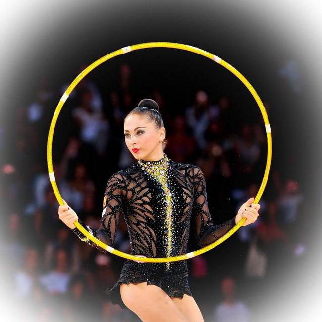 юлия барсукова художественная гимнастика