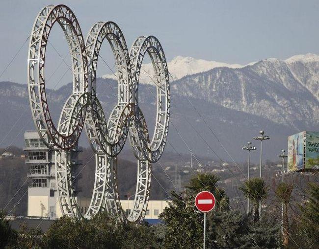 Олимпийская символика – средство продвижения идеи олимпийского движения