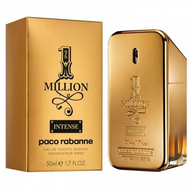 «One million» paco rabanne - парфюм настоящего мужчины