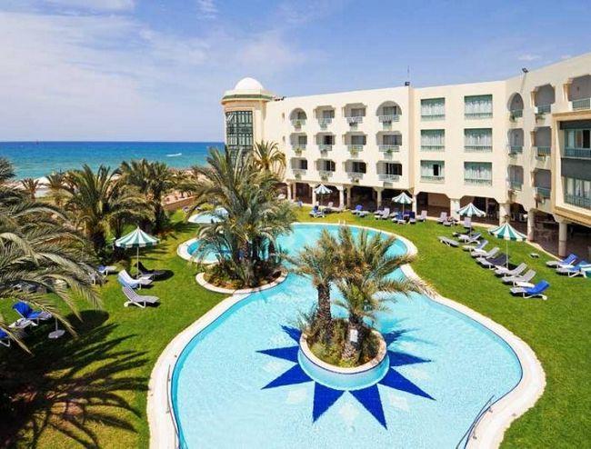 Описание отеля golden yasmin mehari hammamet