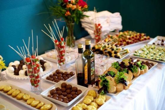 Оригинальные бутерброды для праздничного стола с дижонской горчицей