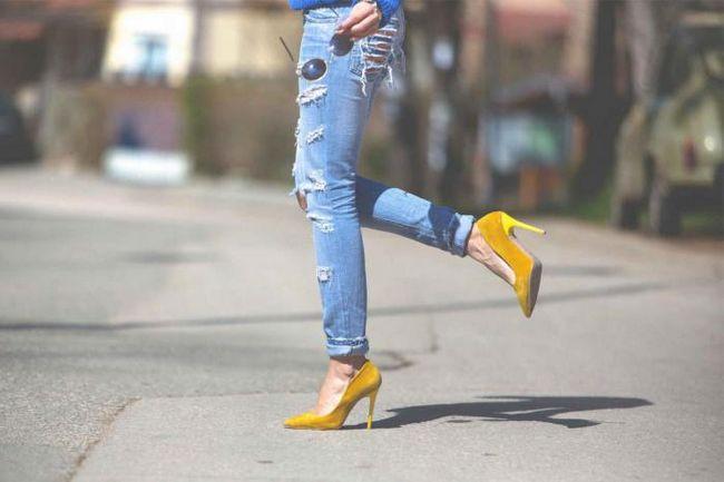 Ошибки, которые разрушат ваш образ, или что не стоит делать, когда вы носите джинсы
