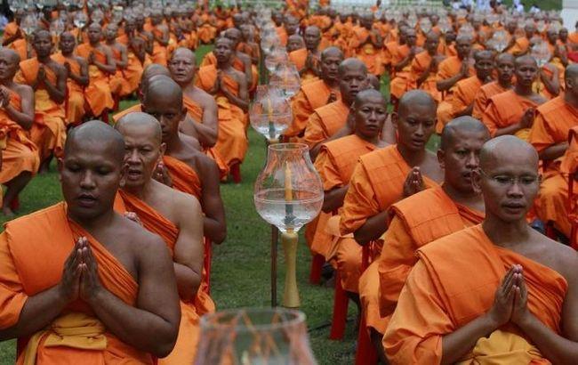 Основные буддийские праздники