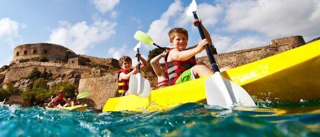 греция отдых с детьми отзывы