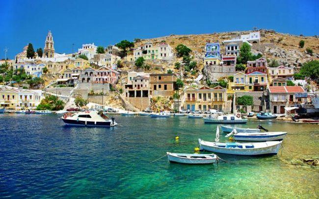 Отдых в греции в сентябре