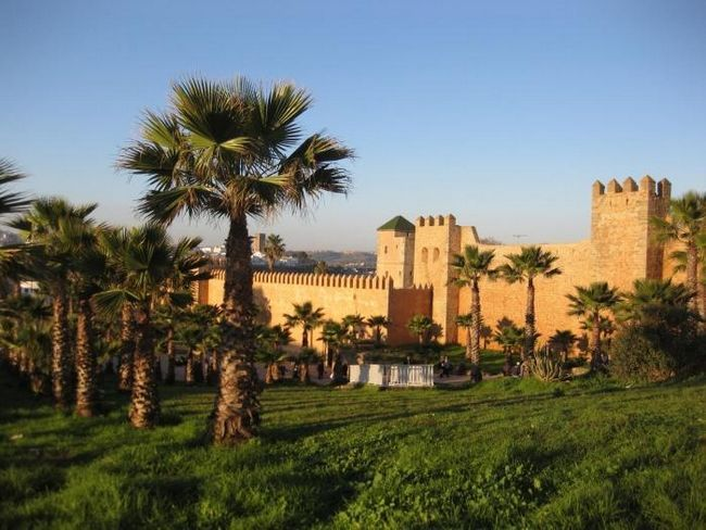 марокко в январе
