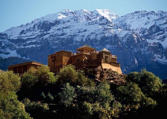 отдых в марокко в январе