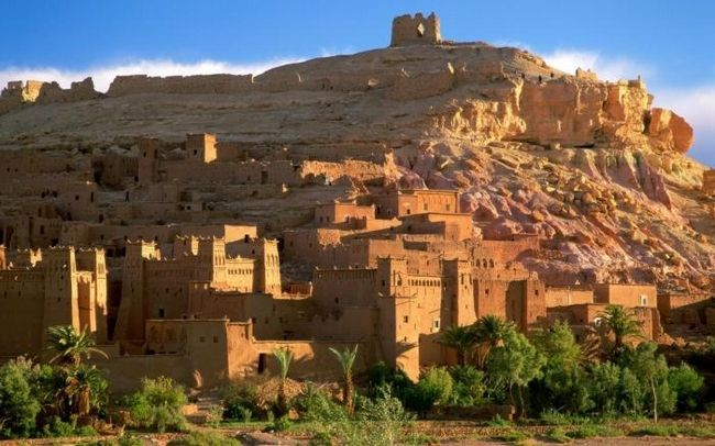 туры в марокко в январе