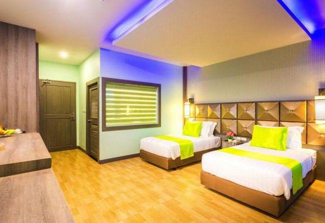 addplus hotel spa