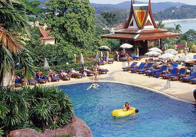chanalai romantica resort ex tropical kata 4