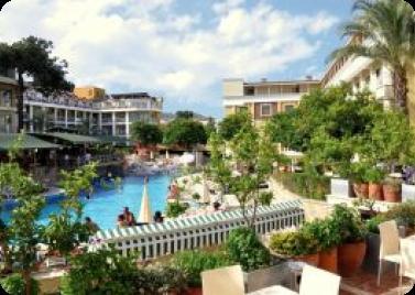 Отель gelidonya park magic dream hotel - отдых и экскурсии на территории древней ликии