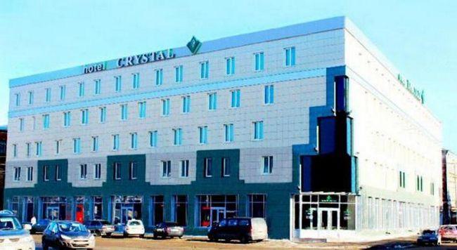 отель кристалл 3 казань