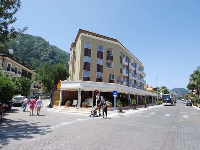 Отель mersoy exclusive aqua resort (турция/мармарис): фото и отзывы туристов