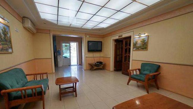 Оазис отель 2 Лазаревское