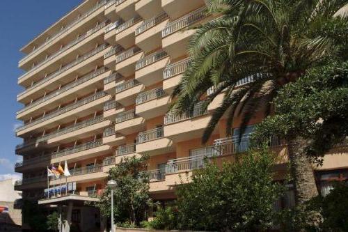 Отель pinero bahia de palma (испания/майорка): фото и отзывы туристов