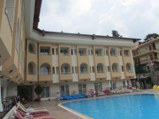 Отель residence rivero ex residence kervan (турция/кемер): фото и отзывы туристов
