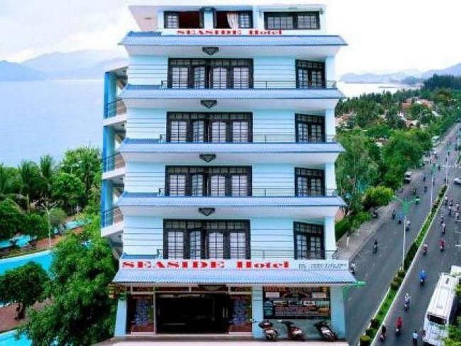 seaside beach hotel
