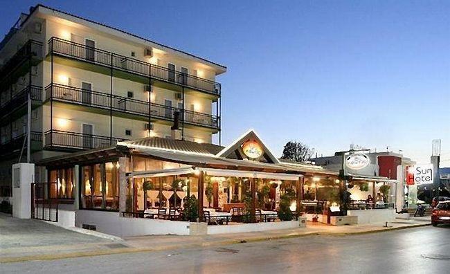 sun hotel amoudara