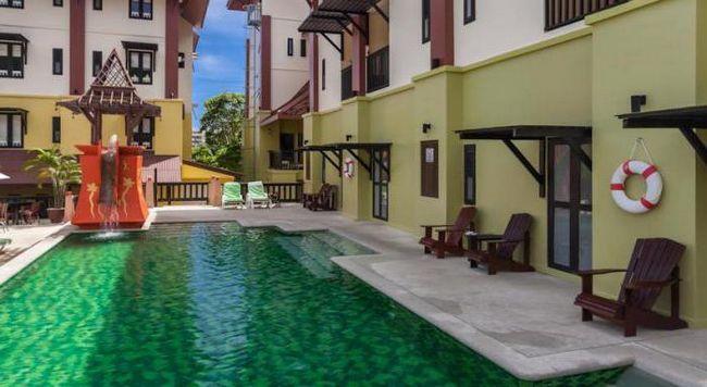 отзывы об отеле The phulin resort 3