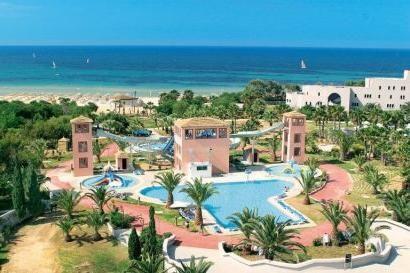Отели туниса с аквапарком ждут вас!