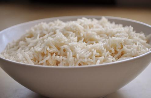 рис отварной калорийность