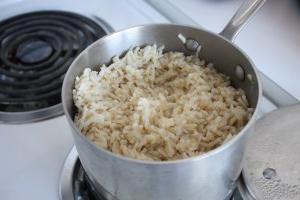 Рис отварной рассыпчатый