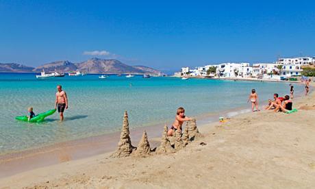 Отвечаем на вопрос: где в греции лучше отдыхать с детьми?