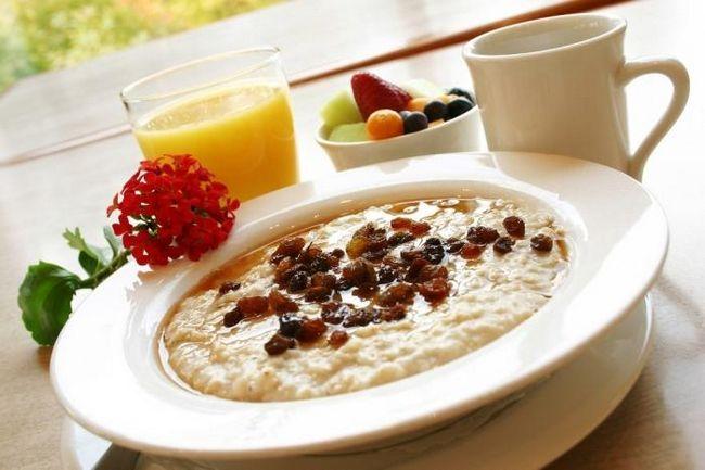 Овсянка на завтрак – совсем не скучно!