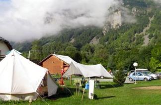 Палатка или туристический тент?