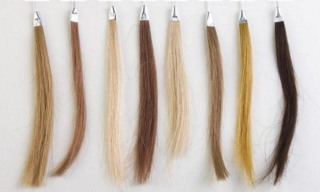 профессиональная краска для волос цвета