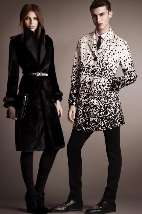 Пальто burberry – современное прочтение английского стиля