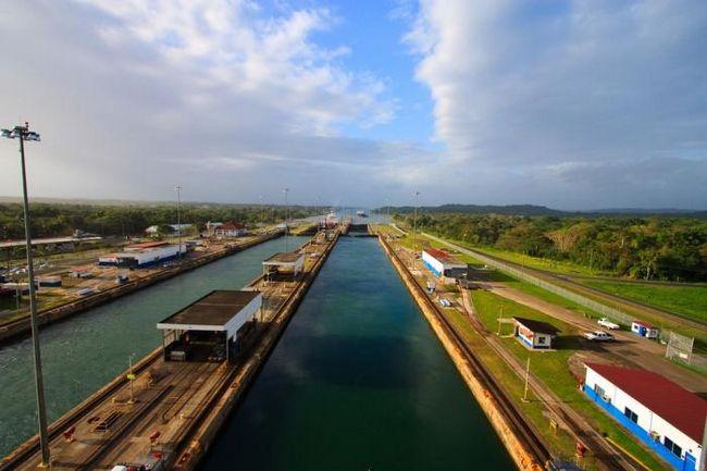 Панамский канал - величайшее достижение инженерного искусства