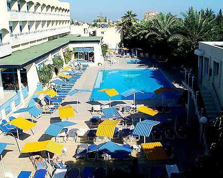 отель paphiessa hotel and hotel apts 3