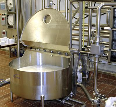 Оборудование для производства молока