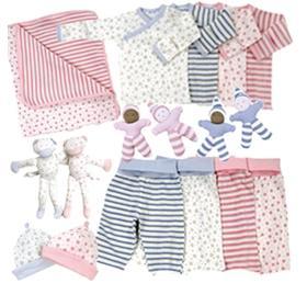 вещи для младенцев