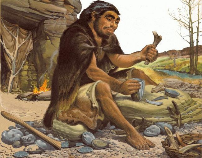 характеристика древних людей