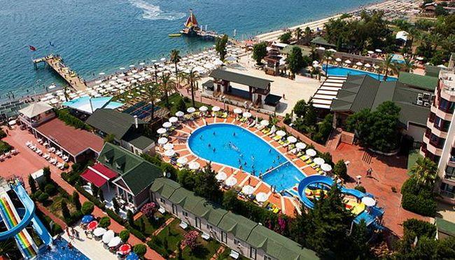 Pgs hotels rose residence beach (5*) – сказка для всей семьи!