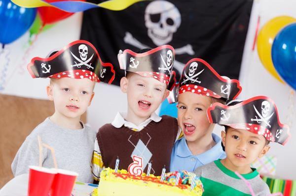 пиратская вечеринка конкурсы для детей