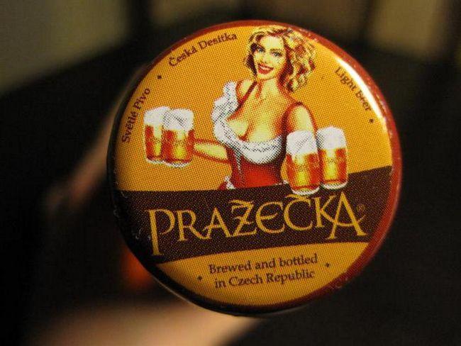 пиво пражечка