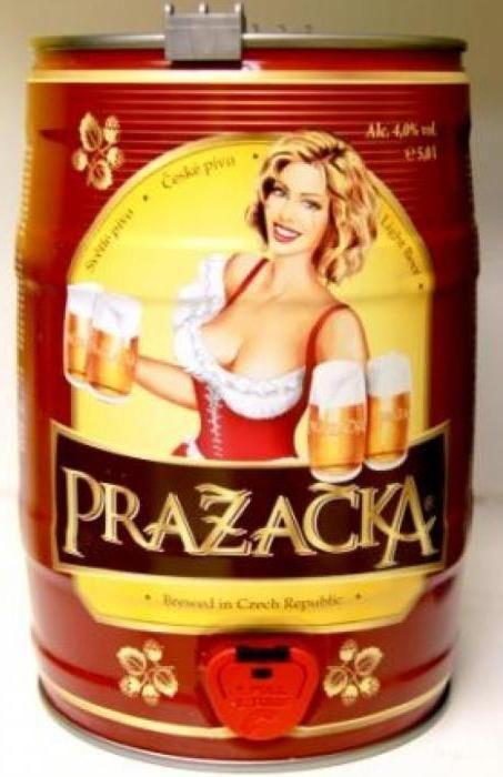 чешское пиво марки