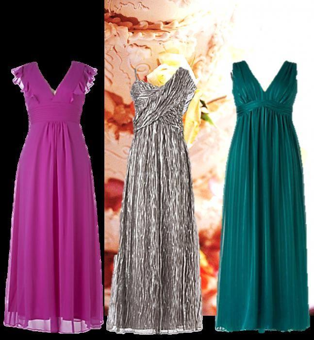 платья для свадьбы для гостей