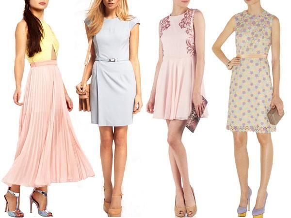 платья для гостей